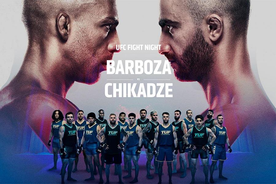 UFC Vegas 35 main event preview