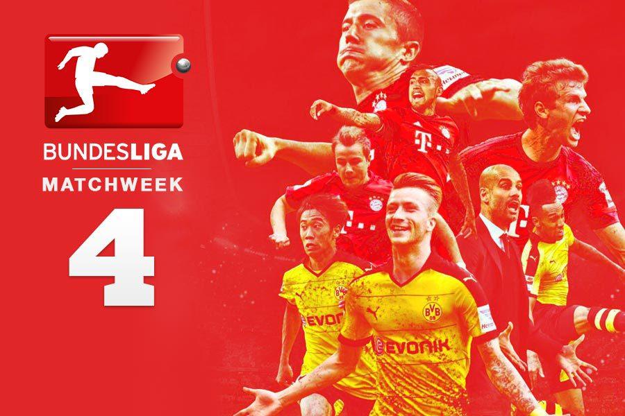 Bundesliga MW4 preview