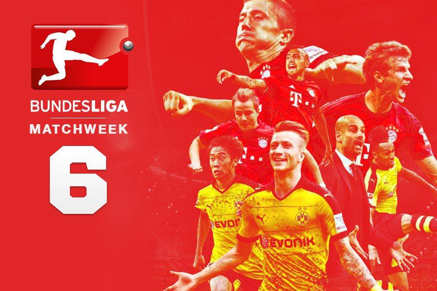 Bundesliga Matchweek 6 preview