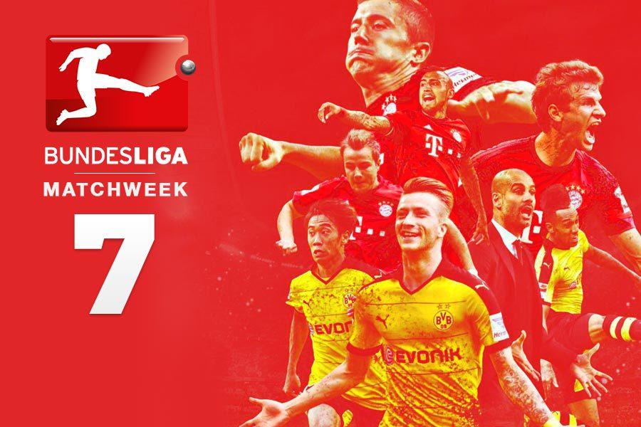 Bundesliga MW7 betting tips