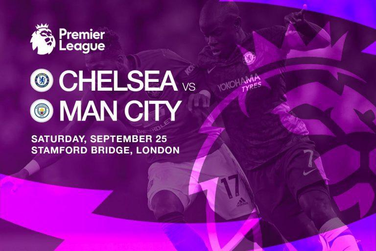 Chelsea vs Manchester City - EPL Matchweek 6