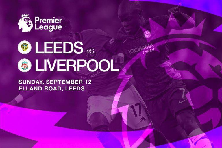 Leeds Liverpool EPL Matchweek 4 preview