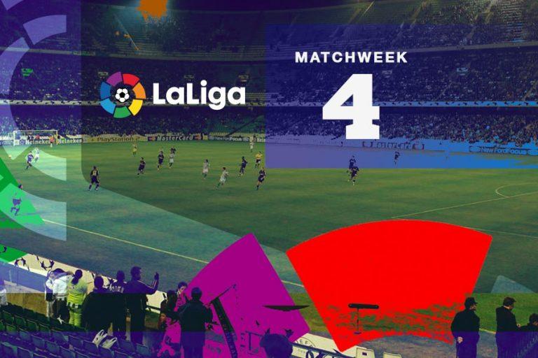 La Liga MW4 betting picks