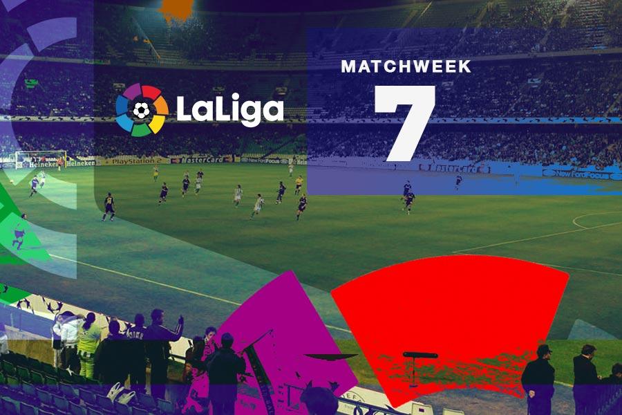 La Liga MW7 preview