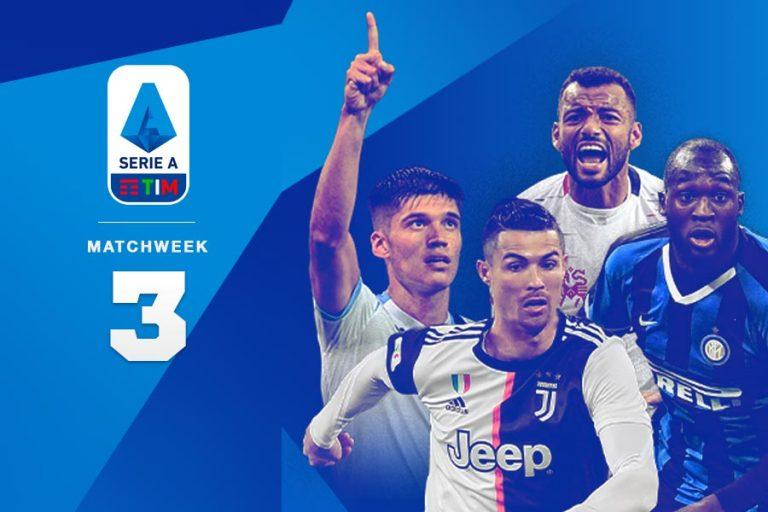Serie A MW3 betting picks