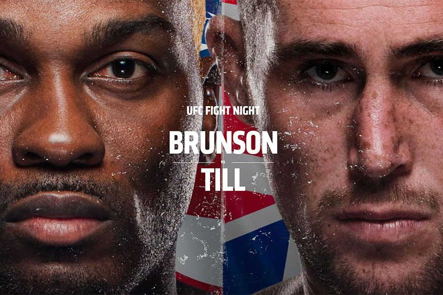Derek Brunson vs Darren Till preview
