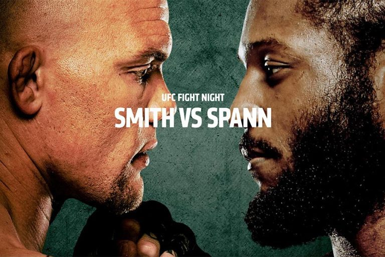UFC Vegas 37: Smith vs Spann tips