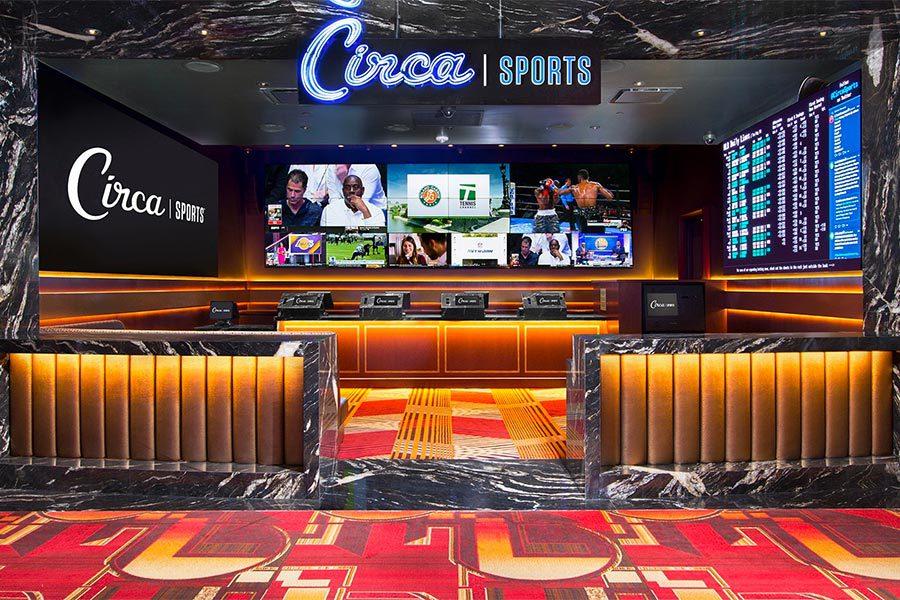 Circa sports betting