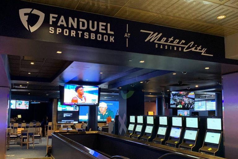 FanDuel at Motor City Casino in Detroit, MI