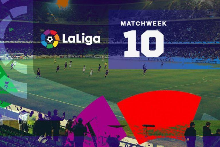 La Liga MW10 betting picks