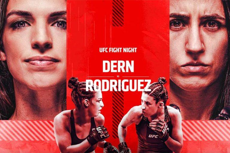 UFC Vegas 39 main event