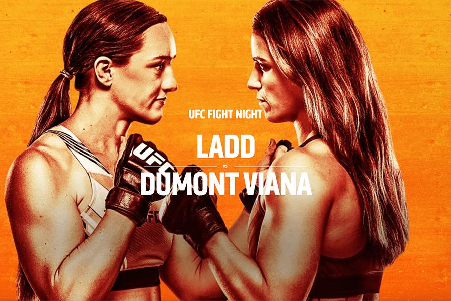 Ladd vs Dumont UFC betting tips
