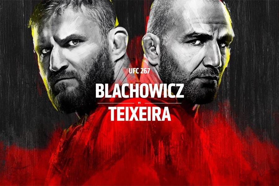 Blachowicz vs Teixeira betting tips